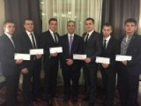 MJSF Scholarship Winners